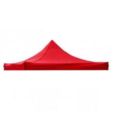 Крыша на Шатер 3х3 КРАСНЫЙ торговая палатка тент на газель козырек над дверью зимнюю палатку