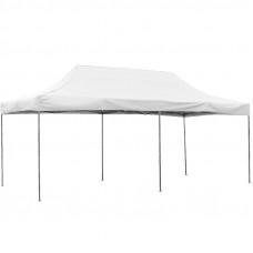 Шатер раздвижной 3 м х 6 м белый армейская палатка кемпинговая палатка проект беседки палатка пляжная