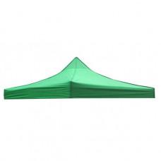 Крыша на Шатер 3х3 ЗЕЛЕНЫЙ тент туристический шатер палатка навесы фото беседка из поликарбоната изготовление навесов из поликарбоната