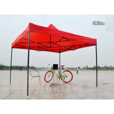 Раскладной усиленный тент палатка 2х2м шатер
